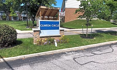 Clinton Circle Apartments, 1