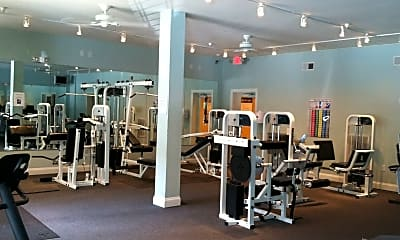 Fitness Weight Room, 745 Walker Square, 2