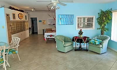 Living Room, 3170 N Atlantic Ave 308, 2