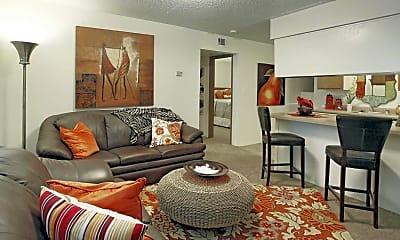 Living Room, Lake Pointe, 1