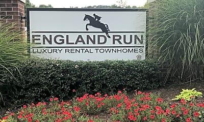 England Run Townhomes, 1