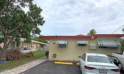 Building, 2407 McKinley St 3, 2