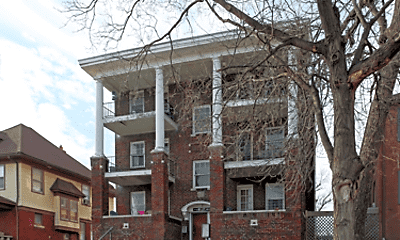 Building, 3814 Washington St, 2