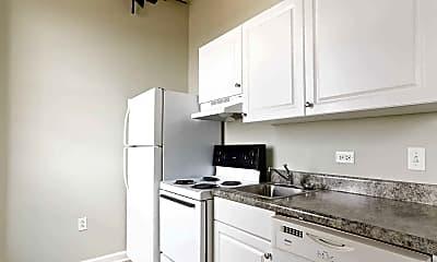 Kitchen, Capitol Places, 1