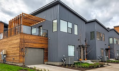 Building, Hubbell Townhomes, 0