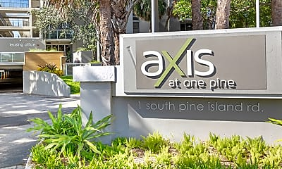Axis at One Pine, 2