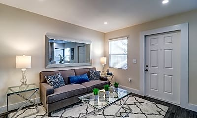 Living Room, Ava at Sodo, 1