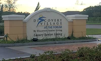 Discovery Village At The Forum Senior Living, 1