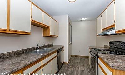 Kitchen, Cinnamon Ridge Apartments, 1