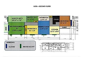 Second Floor.jpg, 1030 Canal Street, 2