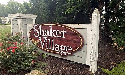 Shaker Village Apartments, 1