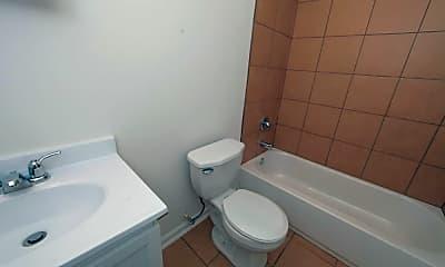Bathroom, 3306 Clifton Ave, 2