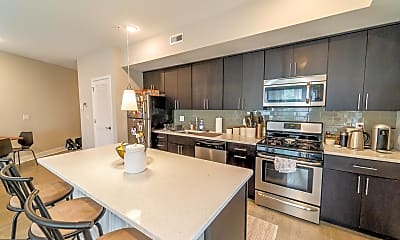 Kitchen, 1607 Catharine St 2G, 0