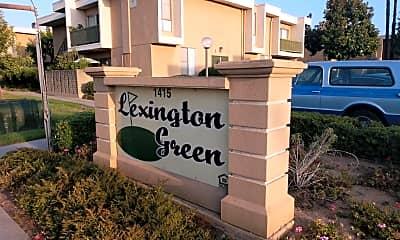 Lexington Green, 1