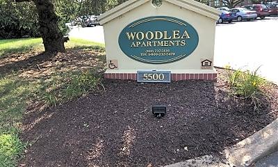 Woodlea Elderly Apartments, 1