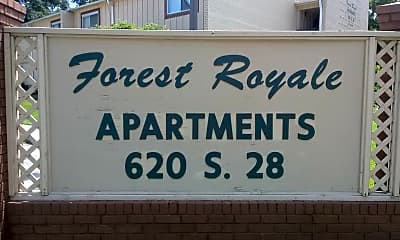Forest Royale Apartments, 1