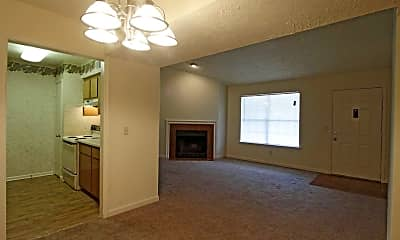 Living Room, Lake D'Ville, 1