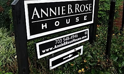 Annie B. Rose House, 1