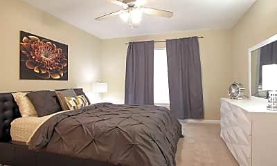 Bedroom, Hillcrest Estates Apartments, 0