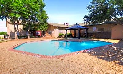 Pool, Village East, 1