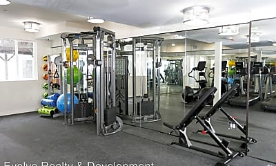 Fitness Weight Room, 11011 West Otsego Street, 0