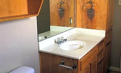 Bathroom, 4803 John David Dr, Unit B, 2