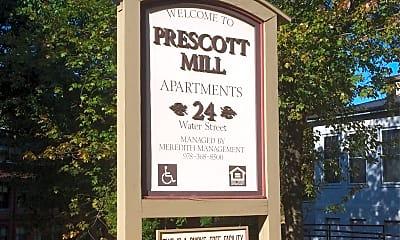 Prescott MillS APARTMENTS, 1