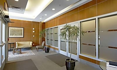 Leasing Office, Rowe Apartments, 0