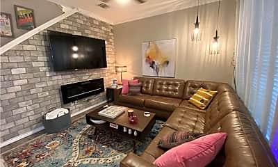 Living Room, 248 Forest Dr, 1
