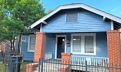 Building, 813 Henderson St., 2