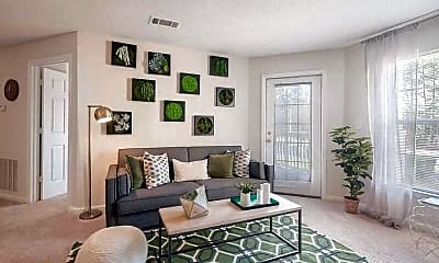 Living Room, The Waterford Apartment Homes, 0