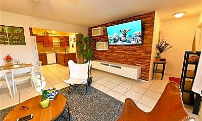 Living Room, 1745 NE 52nd St, 0