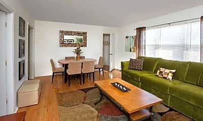 Living Room, Royal Gardens Apartments, 0