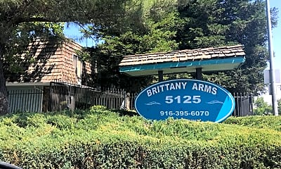 Brittany Arms, 1