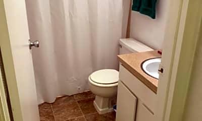 Bathroom, 6210 SW Pomona St, 1
