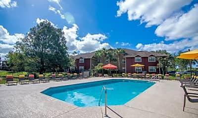 Pool, Avenues of Baldwin Park, 1