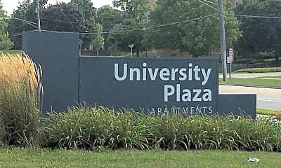 University Plaza, 1