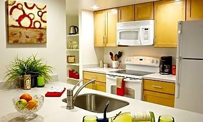 Kitchen, Henderson Park, 1