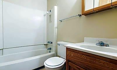 Bathroom, Evergreen Terrace, 2