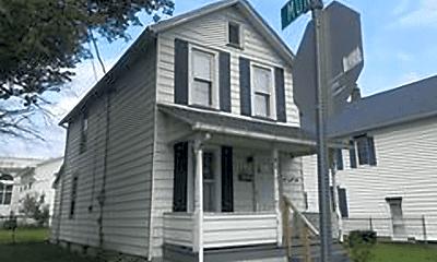 Building, 121 Tripp St, 0