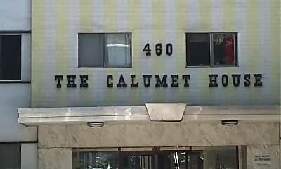 The Calumet House, 1