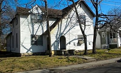 Building, 1403 Hinkson Ave, 1
