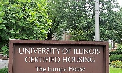 Europa House, 1