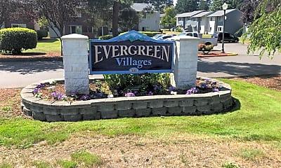 Evergreen Village, 1
