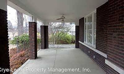 Patio / Deck, 240 S Belvedere Blvd, 1
