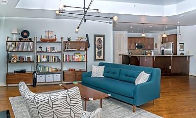 Living Room, 4 Cherokee Blvd 225, 1