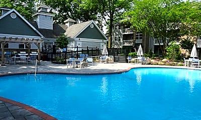 Pool, Barrington Place, 2