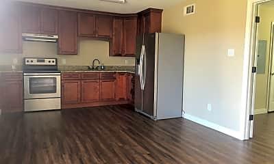Kitchen, Scenic Ridge Apartment Homes, 1