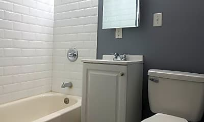 Bathroom, 231 Martin Luther King Dr., 2