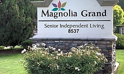 Magnolia Grand, 1